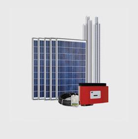 Aurinkosähköjärjestelmät